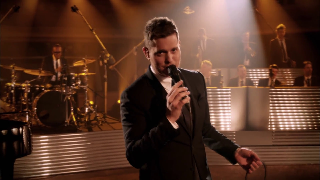 Michael Bublé — You Make Me Feel So Young [Official Music Video]