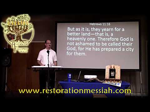 8/28/21 God Swears to a Covenant - Hebrews 6 & 8