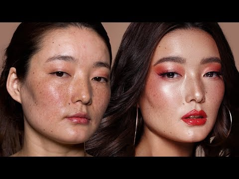 How I do Makeup on my Asian Clients