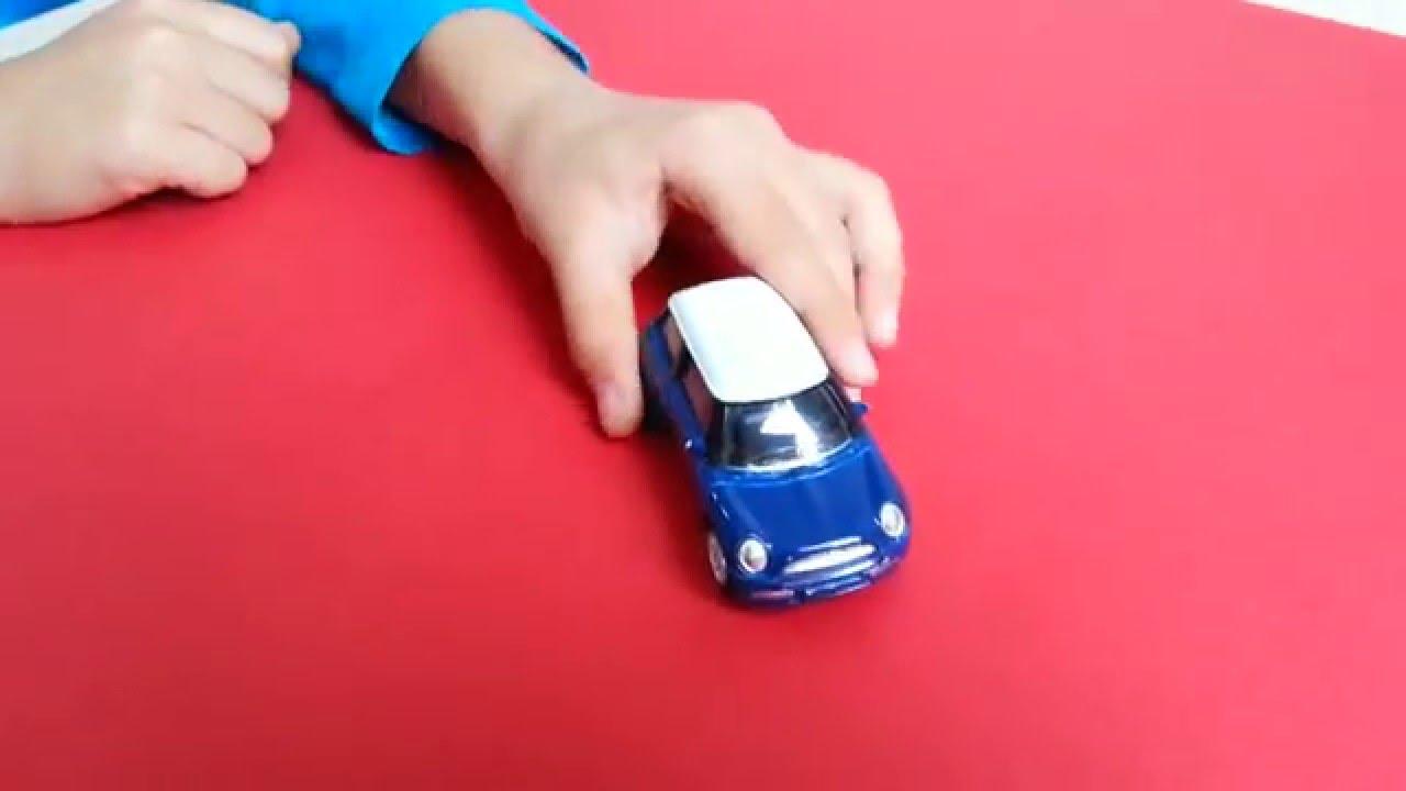 Toy Cars Mini Cooper Bmw Mini Cooper Toy Car Videos Car