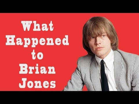 What happened to BRIAN JONES?