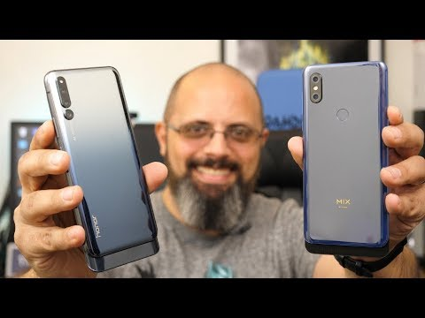 Honor Magic 2 Vs  Xiaomi Mi Mix 3  Global Edition Comparison, Which One Should You Buy ??? ($50 Off)