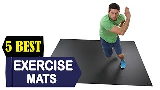5 Best Exercise Mats 2018 | Best Exercise Mats Reviews | Top 5 Exercise Mats