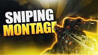 Call Of Duty BO3- Sniping Gameplay Montage