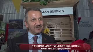 Korgan Belediyesi Ordu Tanıtım Günleri'nde Yerini Aldı