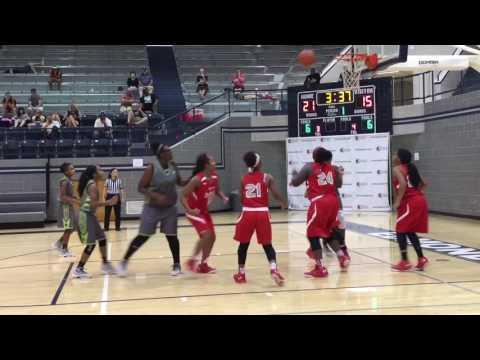 MAYB Nationals '16 Championship Game: Okc Lady Impact 2021 vs Florida Future
