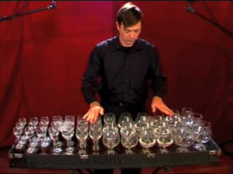glass harp music-Symphony No.5-L.V.Beethoven
