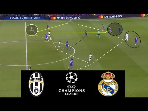 What Went Wrong For Juventus (UCL Final) (2017)