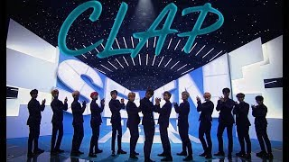 Download lagu SEVENTEEN - CLAP Stage Mix/Live compilation