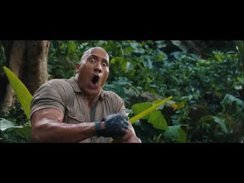 Jumanji: Welcome to the Jungle (2017) | TRAILER