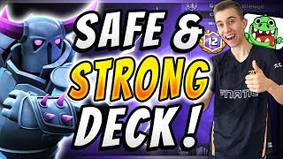1 Pekka Deck In Clash Royale | SirTagCR - Clash Royale ▻ Subscribe ...