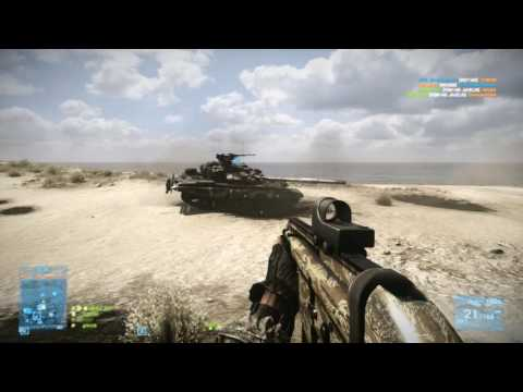 Battlefield 3 - Gulf Of Oman Map Multiplayer Gameplay PC