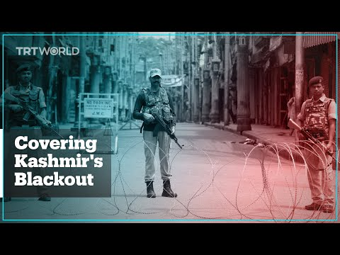 TRT World's special coverage on Kashmir nominated for an award