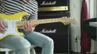 Yngwie Malmsteen - Prisoner Of Your Love Solo Thing - Joakim