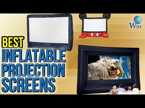 6 Best Inflatable Projection Screens 2017