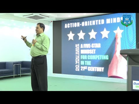 Developing 21st Century Mindset for Future Leaders - Munir H Khan