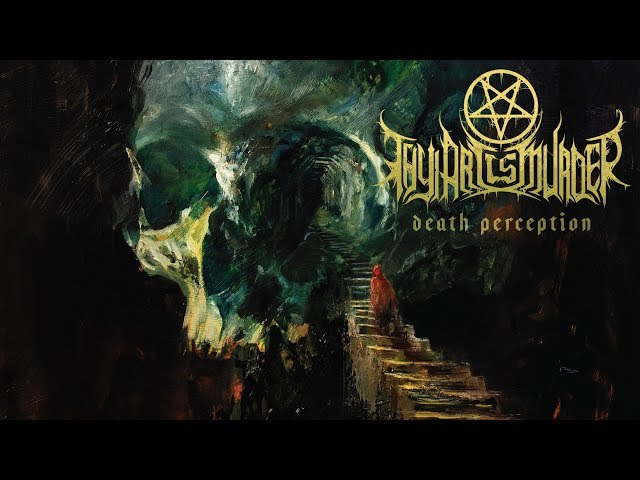 THY ART IS MURDER - Death Perception (OFFICIAL LYRIC VIDEO)