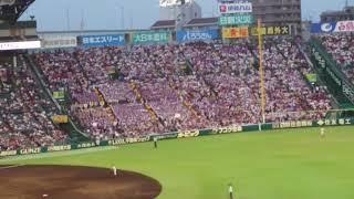 第100回全国高校野球選手権記念大会⚾8回裏愛工大名電の応援📣(180811)