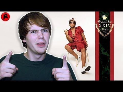Bruno Mars - 24K Magic | Album Review