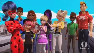 Miraculous Ladybug y Cat noir season 2 Episode 13 part 8