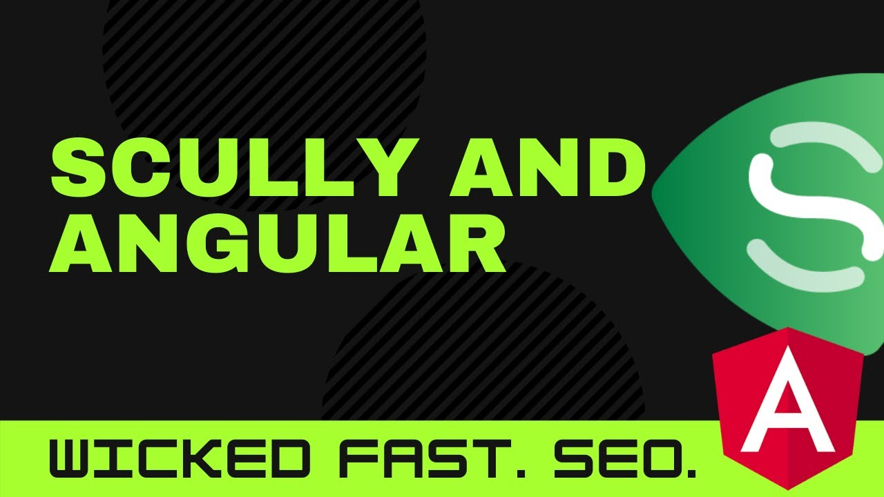 Scully and Angular: Create a Wicked Fast SEO Blog for Beginners