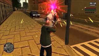 GTA San Andreas - Новая модификация эффектов фейерверка