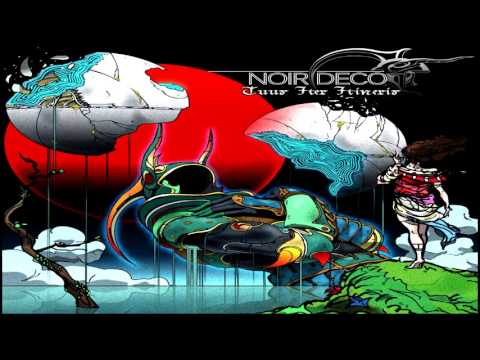 Noir Deco - Tuus Iter Itineris (A soundscape for the journey between memories and dreams)