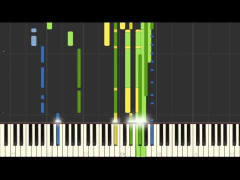 Higher Love / Charming Horses & Grace Grundy (Instrumental version with keyboard animation)
