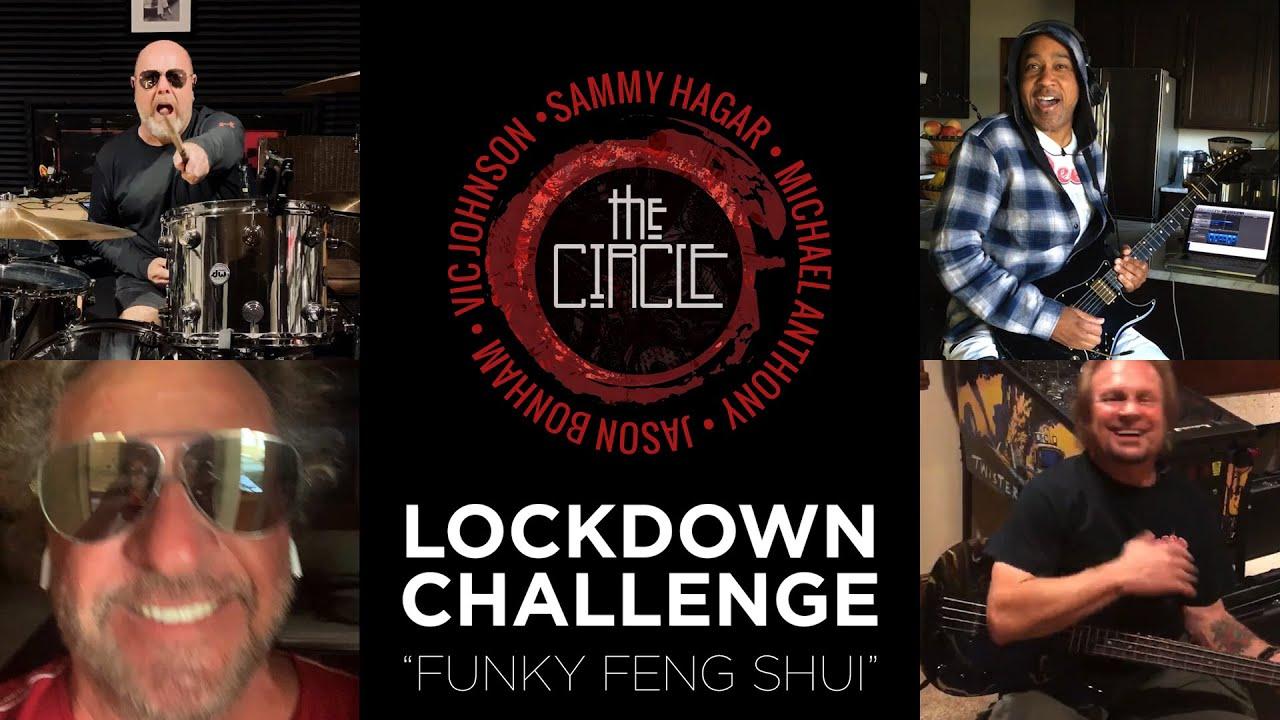 Sammy Hagar The Circle Won T Get Fooled Again Lockdown Sessions No 2 Youtube