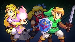 Cadence of Hyrule - Zelda x Crypt of the NecroDancer Reveal Trailer (Switch Nindies Presentation)