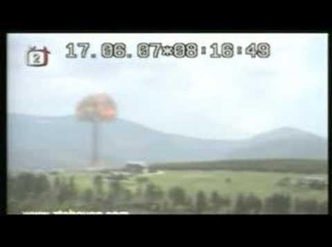 Hackers turn Czech beauty spot into nuclear blast site