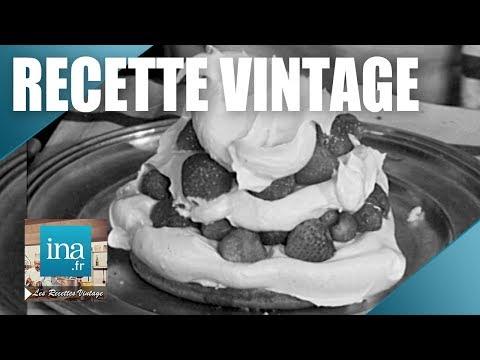 recette-:-le-gâteau-à-la-mousse-de-fraises-de-raymond-oliver-|-archive-ina