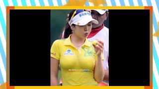 高画質!【整形美女】韓国プロゴルファーアン・シネのちょっとセクシーな画像集 アン・シネ 検索動画 9