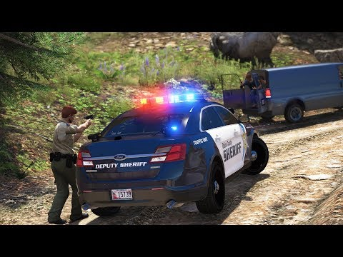 LSPDFR - Day 736 - Panic button