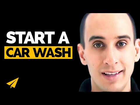 How To Start And Fund A High End Car Wash - Ask Evan