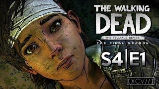 The Walking Dead: The Final Season Episode 1: Done Running Walkthrough (100% Collectables) + ENDING