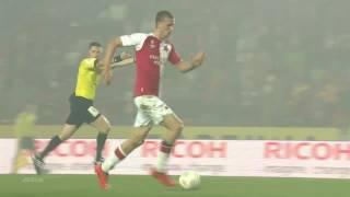 Tomas Soucek Goals (Slavia Prag) - TrScouts