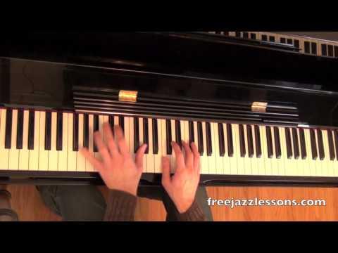 One of My Favorite Jazz Piano Chord And Reharmonization Tricks Revealed