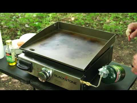 Blackstone Griddle : Great Portable Griddle For Camping