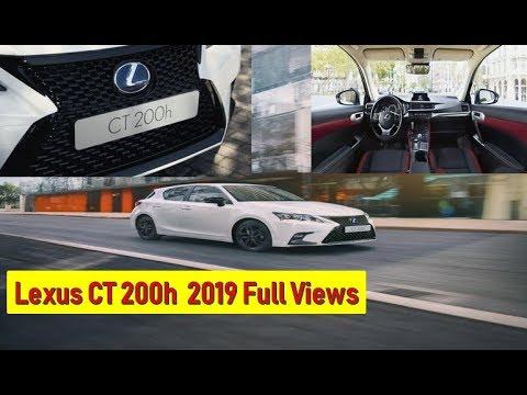 Lexus Ct 200h 2019 Reviews New Lexus Ct 200h 2019 Price Youtube