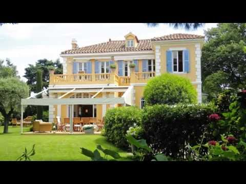 Elegant Manor in Saint Tropez