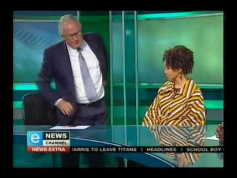 E-News AVB Racial debate turns into an argument