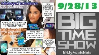 BTS 9/28/2013 - Cherry Mobile Flare 2x, Samsung Galaxy Note 3, newKube MP3 Player + Raffle, & More!