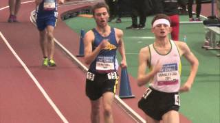 Boys Mile Race Walk - New Balance Nationals Indoor 2014