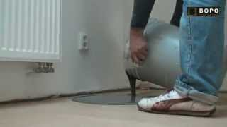Jak vyrovnat podlahu?