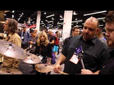 NAMM 2018 | New Istanbul Cymbals Revealed