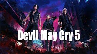 #Прохождение#DevilMayCry5#3 Прохождение Devil May Cry 5 Часть 3 От Anders.Os.Games.