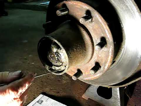 Axle Shaft Removal YouTube
