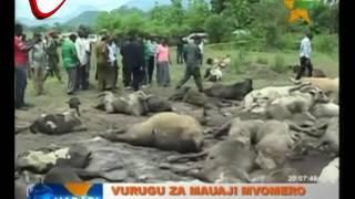 Watuhumiwa 19 Vurugu Za Mvomero Wakamatwa