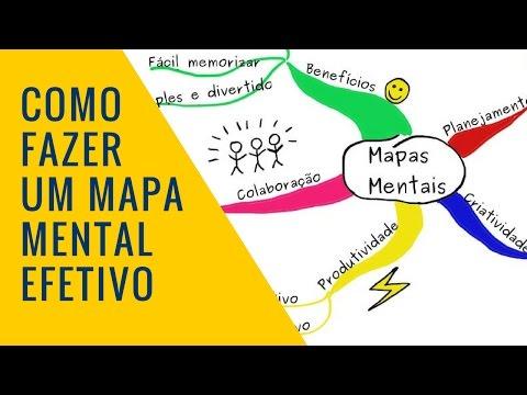 Como Criar MAPAS MENTAIS GRÁTIS! from YouTube · Duration:  6 minutes 24 seconds